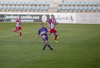 Edu Gallardo continúa en el Palencia Cristo Atlético