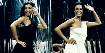 Spanish disco fashion