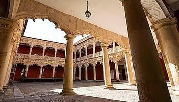 El Palacio del Infantado de Guadalajara le parecía más italiano o portugués.