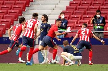 El Atlético dependerá de sí mismo para ganar la Liga