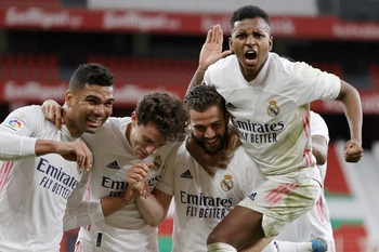 Nacho mantiene vivas las opciones de título del Madrid
