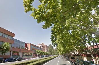 Imagen de la calle Duques de Nájera.