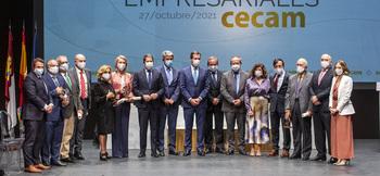 Los empresarios de la región reciben el premio del aplauso