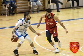 Javier Balastegui, cuarta incorporación de Basket Navarra