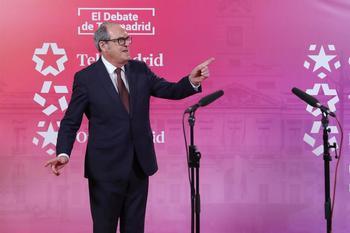 Gabilondo tiende la mano a Pablo Iglesias