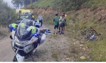 Fallece el ciclista de 41 años atropellado en Zenzano
