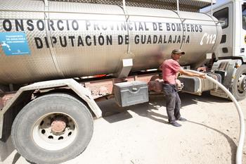 Primer verano sin cisternas en Guadalajara