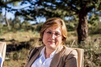 Ángela Ormeño, en una imagen de archivo