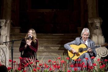 El flamenco de Rocío Márquez emociona en la Catedral