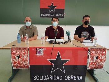 Solidaridad Obrera lleva al juzgado el ERTE en Repsol