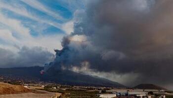 Preocupan las emisiones de dióxido de azufre en La Palma