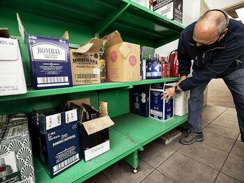 Falta de bebidas alcohólicas en distribuidoras burgalesas