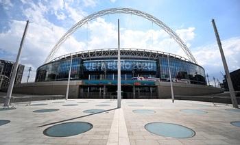 El emblemático estadio de Wembley acogerá la final de la Eurocopa