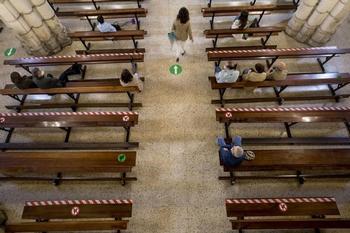 Vuelven a rechazar las cautelares sobre el aforo en templos
