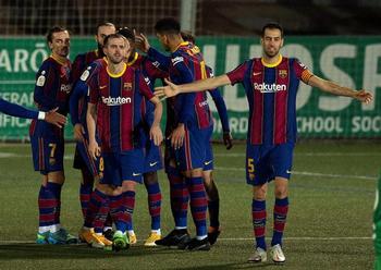 Rayo-Barça y Sevilla-Valencia, duelos de octavos de final