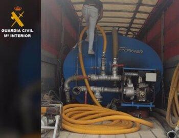 Seprona Guadalajara alerta de la venta fraudulenta de agua