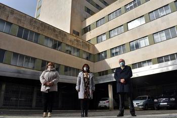 Junta espera licitar obra del antiguo hospital este año