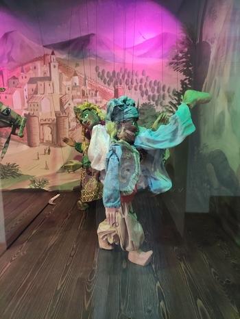 Zuloaga y Falla llegan al Museo Nacional del Teatro