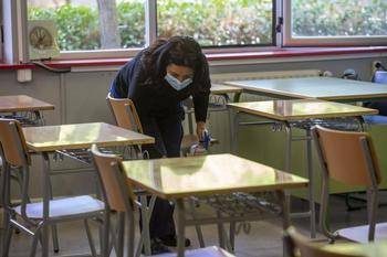 Educación cierra otras 7 aulas en Burgos por casos de covid