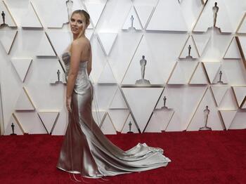 Scarlett Johansson anuncia el nacimiento de su segundo hijo