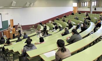 El 60% de docentes inscritos se han presentado a oposición