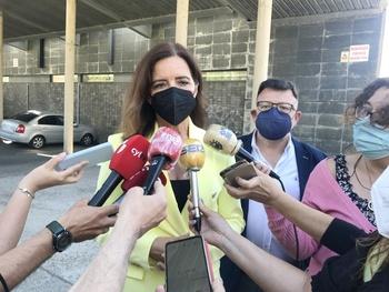 La Junta financiará costes laborales a LM si pasa a ERTE