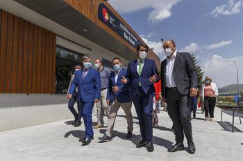 'Reinaugurada' la estación de autobuses de El Espinar