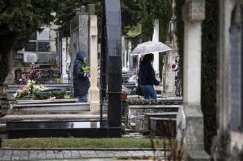 El INE registra en Burgos un exceso de mortalidad del 22% durante los primeros seis meses del 2020.