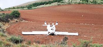 Herido el piloto de ultraligero en un aterrizaje en Herrera