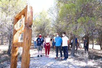 El Bosque Comunero brota en San Pelayo
