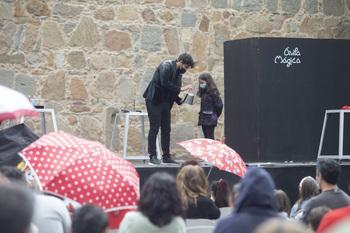 Borja Montón y la magia de la alegría