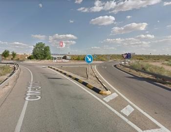 Fallece calcinado en el incendio de su coche en Argamasilla