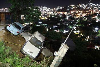 Un terremoto de 7,1 sacude el sur y centro de México