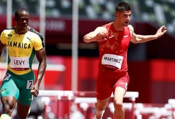 Asier Martínez, a la final: