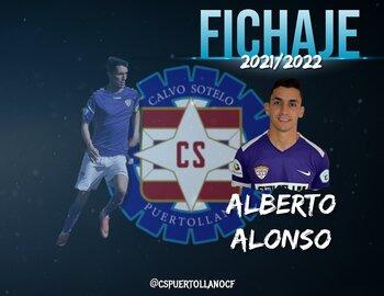 Nuevo centrocampista para el Calvo Sotelo