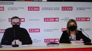 CCOO aboga por un nuevo modelo productivo más sostenible
