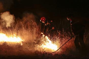 El riesgo de incendios se eleva a extremo mañana