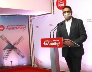 El PSOE censura que el PP solo aparezca cuando hay «carroña»