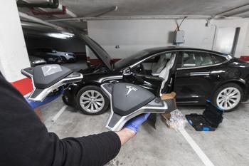 El litio es necesario para las baterías de los coches eléctricos.