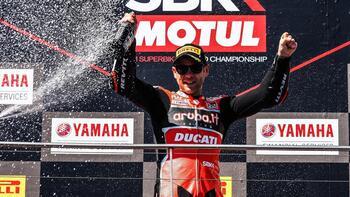 Álvaro Bautista volverá a Ducati en 2022