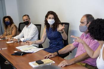 Presentan las ayudas a la prevención en las empresas