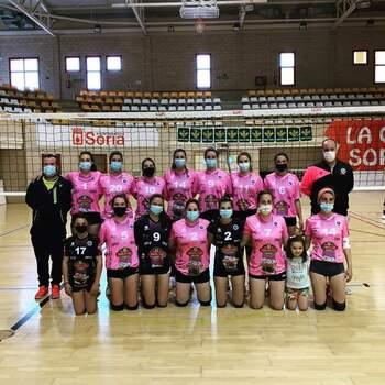 El Sporting CV Santo Domingo presenta su equipo femenino