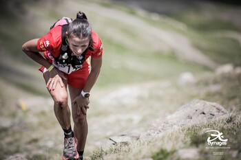 Gemma Arenas, subcampeona del mundo de Trail Skyrunning