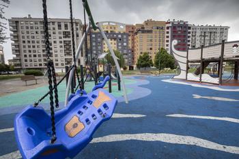 7 de cada 10 parques infantiles estaban rotos o vandalizados