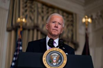Biden convoca una cumbre de líderes sobre cambio climático