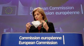 Bruselas insta a AstraZeneca a enviar dosis desde Reino Unido