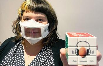Burgos facilitará mascarillas comunicativas para leer labios