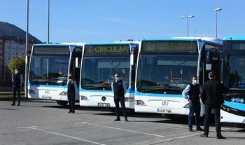 3,4 millones de viajeros utilizaron el bus urbano en julio