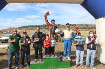 Éxito del I Autocross del circuito 'La Dehesa' de Alcolea