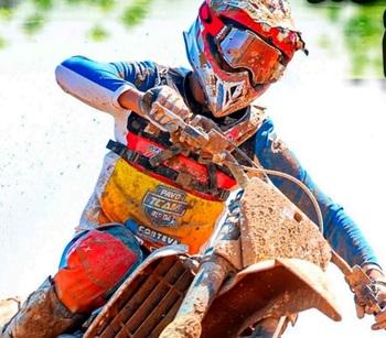 Medina del Campo acoge una prueba nacional de motocross